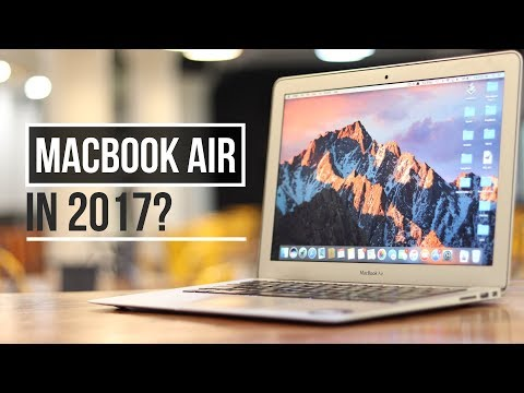 Is the MacBook Air Worth Buying in 2017?