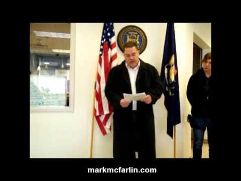 MI Gubernatorial Candidate: Obama Birth Certificate Challenge
