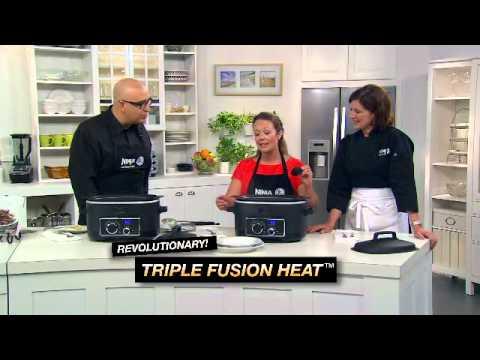 Ninja Cooking System: Crock Pot Mac and Cheese Recipe