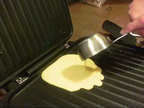 How To Cook Scrambled Eggs On The George Foreman Grill