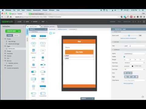 Build a Mobile App with Custom API Backend in 5 Minutes