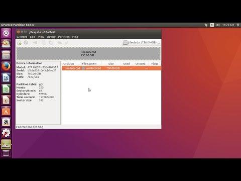 Как определить тип таблицы разделов на диске: GPT или MBR, в Linux