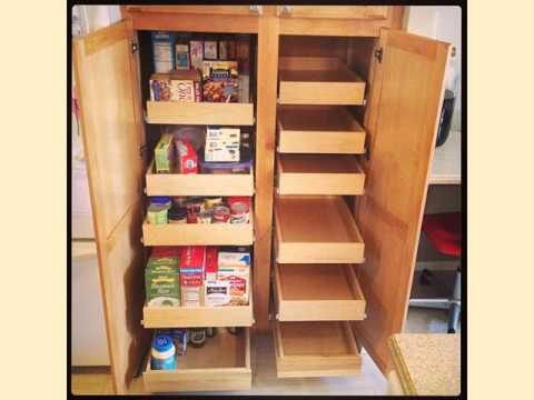 Pull Out Shelves Video