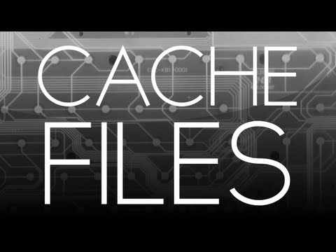 After Effects Tutorial: Cache Files