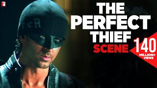 Scene: Dhoom:2 | The Perfect Thief | Hrithik Roshan | Abhishek Bachchan | Uday Chopra
