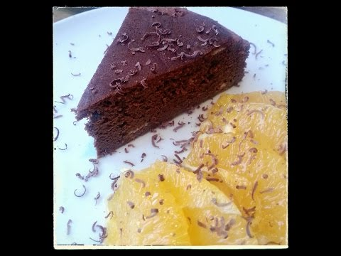 Slimmers - Chocolate Orange Souffle Cheesecake