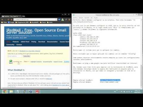 Servidor de Correo Ubuntu 12.04 con iRedMail y Webmin