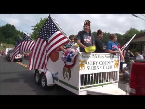 Crossnore NC July 4 Parade