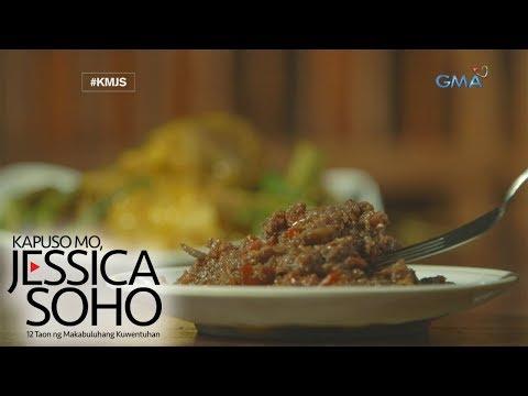 Kapuso Mo, Jessica Soho: Go lang nang go sa bagoong!