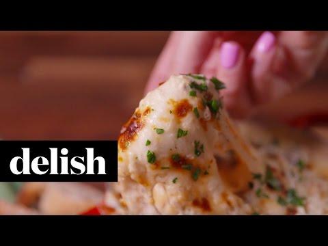 Cheesy Lasagana Dip | Delish