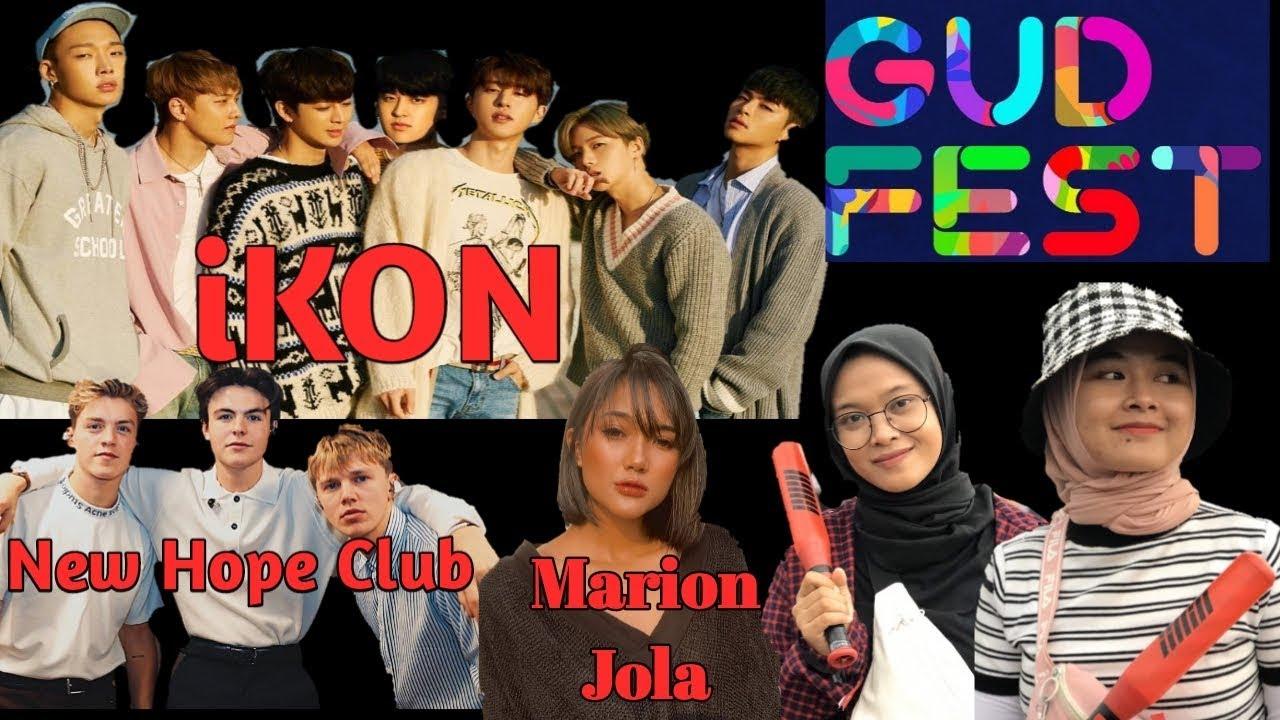 Download GUDFEST DAY 1!!! iKON ! New Hope Club ! Marion Jola  ! MP3 Gratis