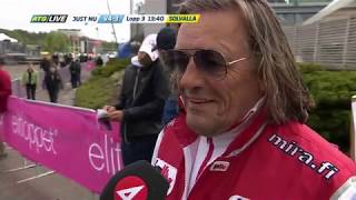 Elitloppet 2019, Interviews, Warm-Ups and Eliminations
