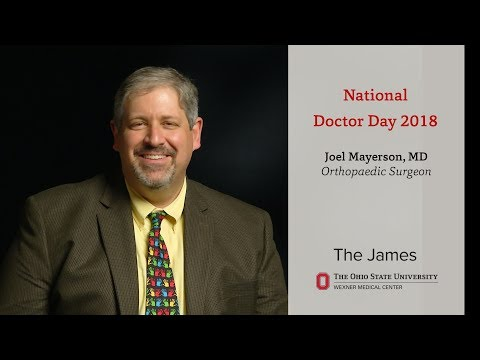 National Doctors Day 2018: Joel Mayerson, MD