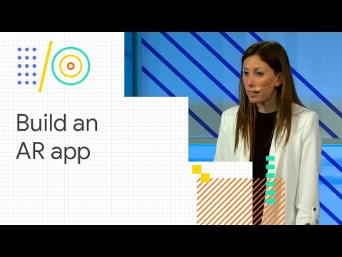 Build an AR app with the Poly Toolkit for Unity (Google I/O '18)