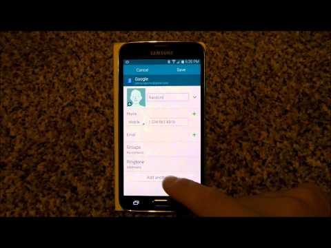 Customize Contact Ringtones & Message Tones