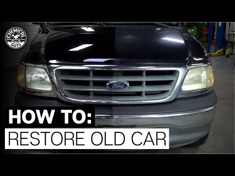 How To Revive Old, Beater Work Truck! - Chemical Guys