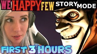 STORY MODE: We Happy Few Gameplay (stream highlights)