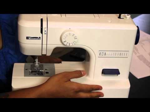 BEST sewing machine for beginners!