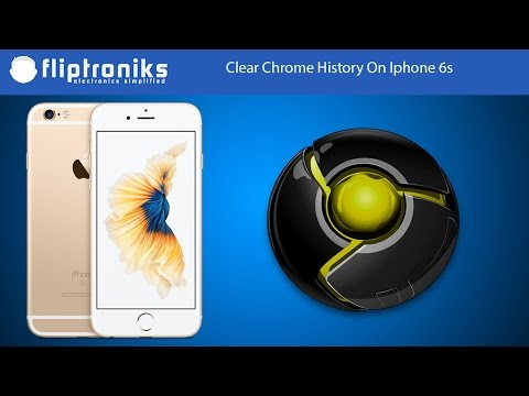 How To Clear Chrome History On Iphone 6s - Fliptroniks.com