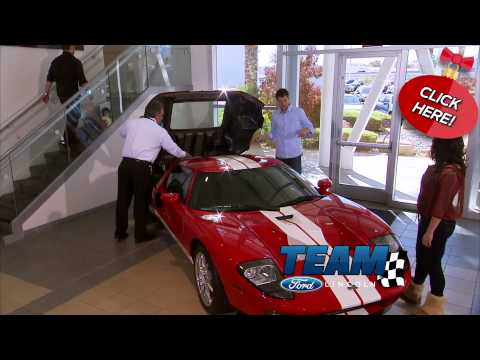 Team Ford Dream Big Sales Event