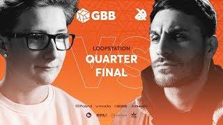 RYTHMIND vs BALANCE   Grand Beatbox Battle 2019   LOOPSTATION 1/4 Final