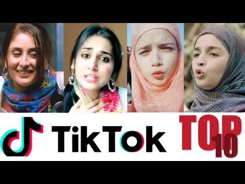 Xxx Mp4 Top 10 Bollywood Duplicates On Tik Tok Female 3gp Sex