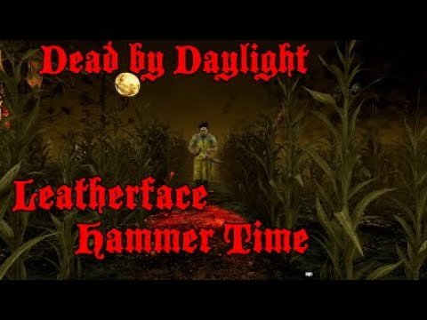Dead by Daylight Leatherface (Hammer Time)