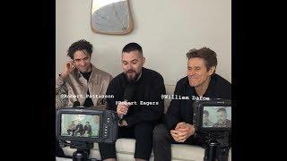 Deadline The Lighthouses Robert Eggers, Willem Dafoe, Robert Pattinson русские субтитры