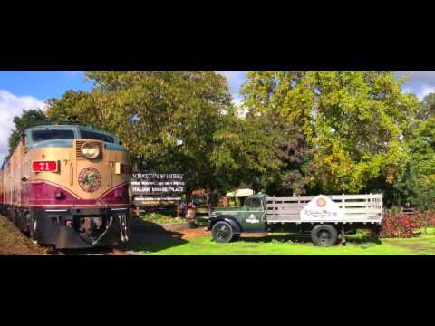 Get on Track with the Napa Valley Wine Train