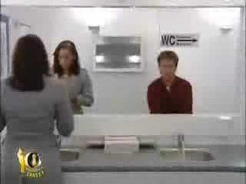 the fake mirror