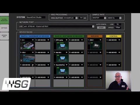 Introduction to Waves SoundGrid (Webinar)