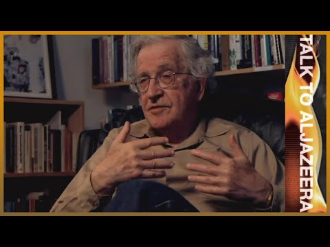 Noam Chomsky: The responsibility of privilege