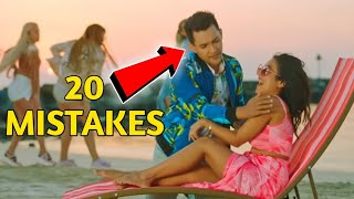 Mistakes In Goa Beach Song Tony Kakkar & Neha Kakkar Aditya Narayan New Hindi Song - Songs Sins