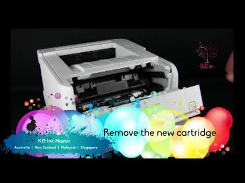 Cartridge/Toner not detected : Troubleshooting for Printers