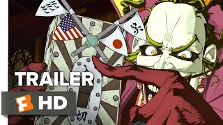 Batman Ninja International Trailer #2 (2018) | Movieclips Indie