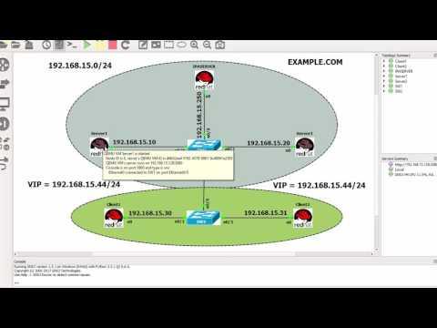 RHCA (EX436) - Module 2.6 - Configure an Apache Virtual IP address (VIP)
