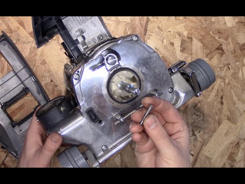 How to put a Kirby G4 Vacuum back together