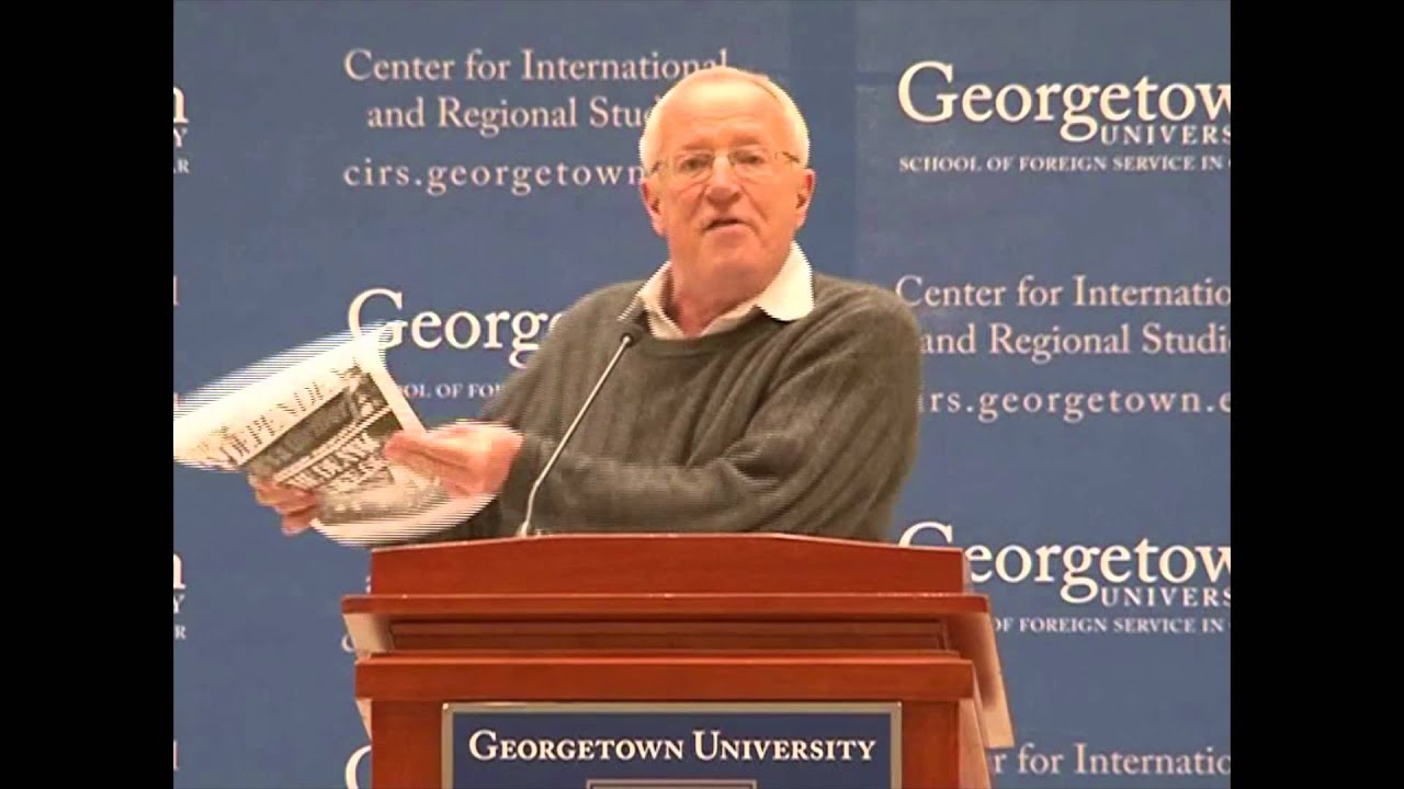 State of Denial: Western Journalism and the Middle East | Robert Fisk