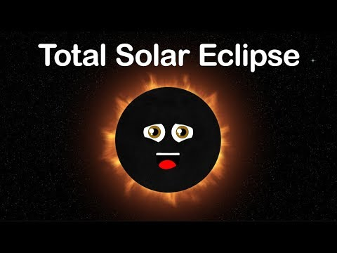 Total Solar Eclipse/Total Solar Eclipse 2017/Solar Eclipse 2017 for Kids