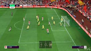 FIFA 22 - Arsenal vs Liverpool - Gameplay (PS5 UHD) [4K60FPS]
