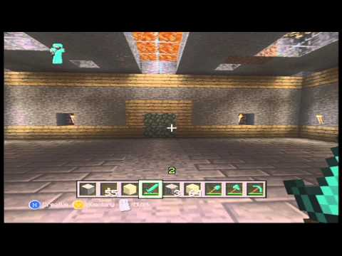 How To Make An Working Automatic Animal Mob Spawner In Minecraft Xbox 360 Edition