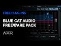 Blue Cat Audio Freeware Pack - Free VST Roundup