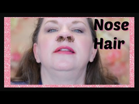 How to Remove Nose Hair Without Pain