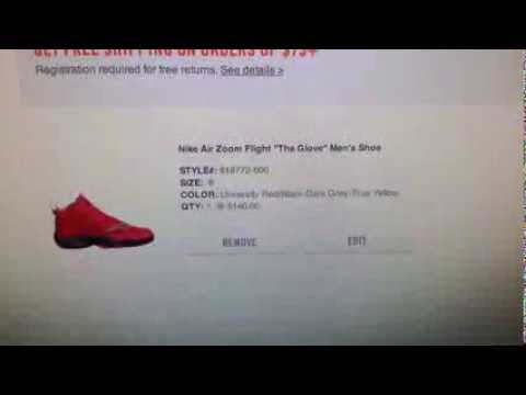 Sneaker Autocart BOT Example: Chrome Browser Extension