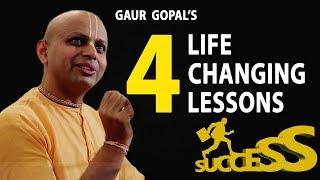 NO PAINS NO GAINS - GAUR GOPAL DAS (@gaurgopald)