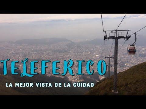 TELEFERICO DE QUITO - Actividades en el teleferico de quito