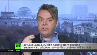Bitcoin cash 'CEO': We won't need banks anymore