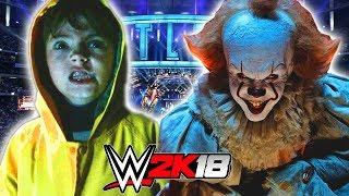 GEORGIE vs PENNYWISE   WWE 2K18 Gameplay