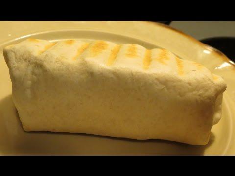 Recipe: How to Make a Vegan Burrito!