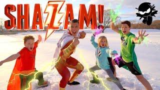 SHAZAM! Ninja Kidz Movie Remastered